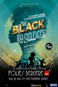 THE BLACK LEGENDS - SHOW